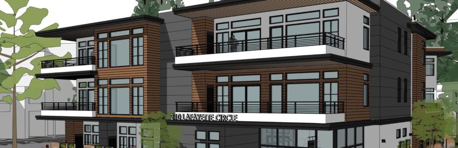 New Condos Proposed for Lafayette Circle